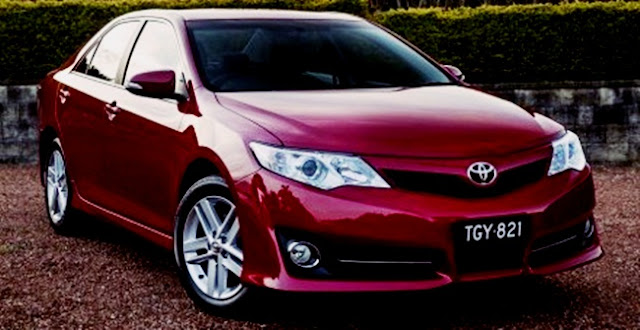 2015 Toyota Camry Atara R Special Edition Specs