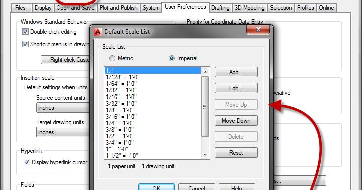 The Architect's Desktop: ACA: Custom Drawing Scales