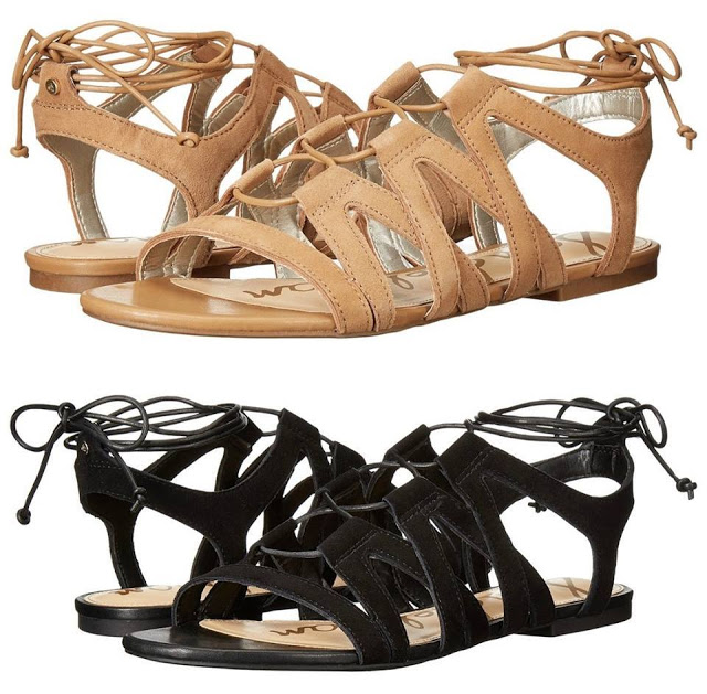 Amazon: Sam Edelman Boyden Sandals only $20 (reg $75)!