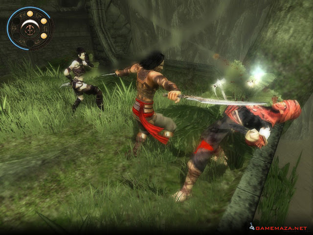 Prince of Persia Warrior Within Gameplay Screenshot 1