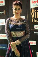 Raai Laxmi in Beautiful Backless Designer Anarkali Gown at IIFA Utsavam Awards 2017  Day 2  Exclusive 43.JPG