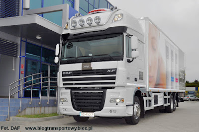 DAF FAR XF 105.510 Euro-5