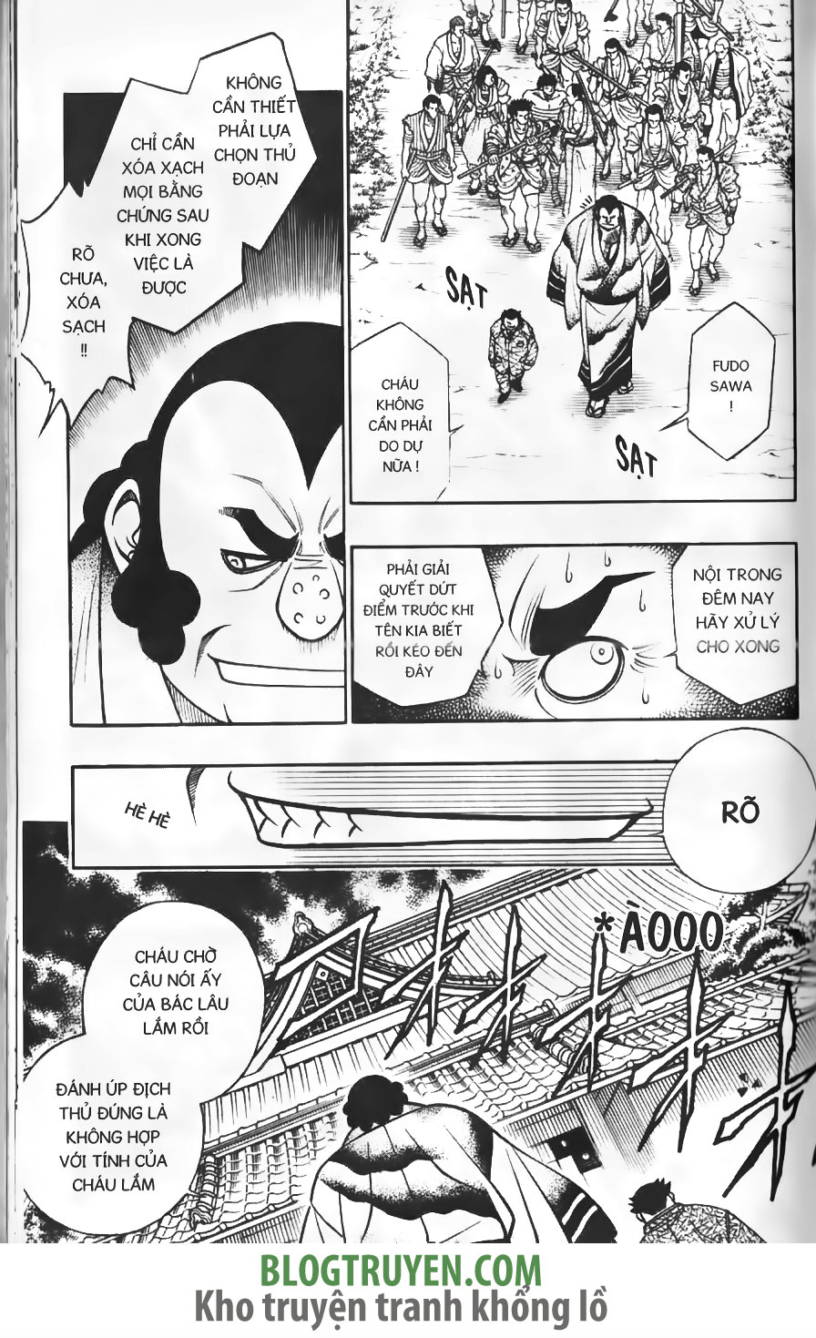 Rurouni Kenshin chap 231 trang 9
