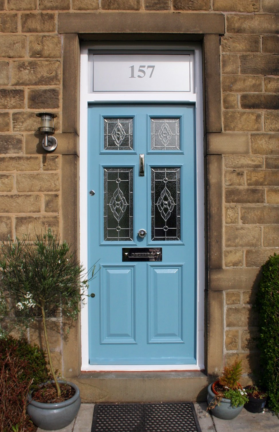 Made-Good: NEW HARD WOOD FRONT DOOR VICTORIAN STYLE