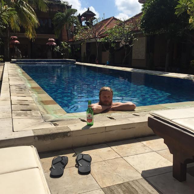 Bali, Kuta, Pool, Gora Beach Inn