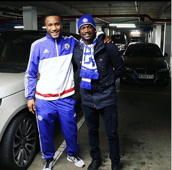 peter okoye and mikel obi