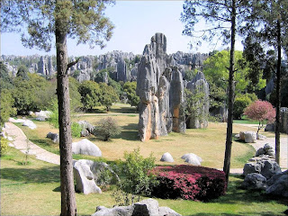 Shilin - The Stone Forest 003