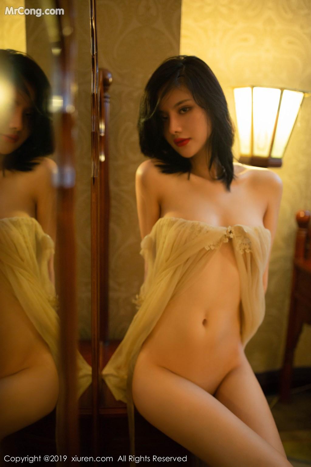 Image XIUREN-No.1668-Jiu-Shi-A-Zhu-A-MrCong.com-061 in post XIUREN No.1668: Jiu Shi A Zhu A (就是阿朱啊) (67 ảnh)