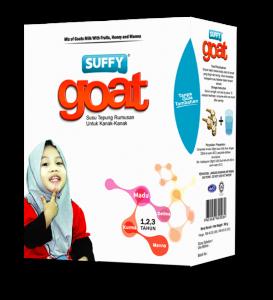 Susu Suffy Berkualiti Tinggi dan Halal Tawar Sampel Percubaan Secara Percuma di Shopee