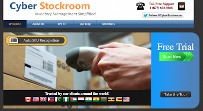 Cyber Stockroom - cloud computing