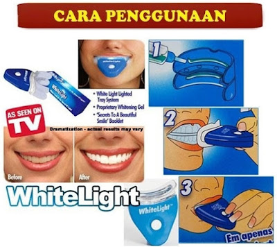 Cara Menggunakan Produk Pemutih Gigi Whitelight Malaysia Gigi Dapat Kembali Putih Bersih Dengan WhiteLight