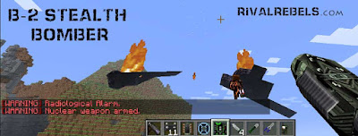 B2-Stealth Bomber Down