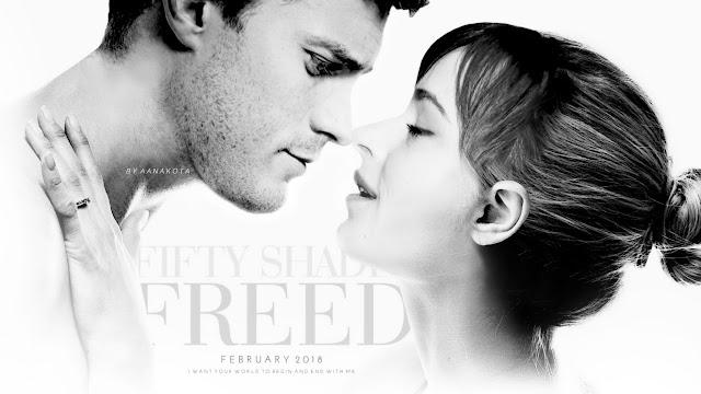 فيلم Fifty Shades Freed يسيطر على البوكس أوفيس الأمريكي والعالمي!