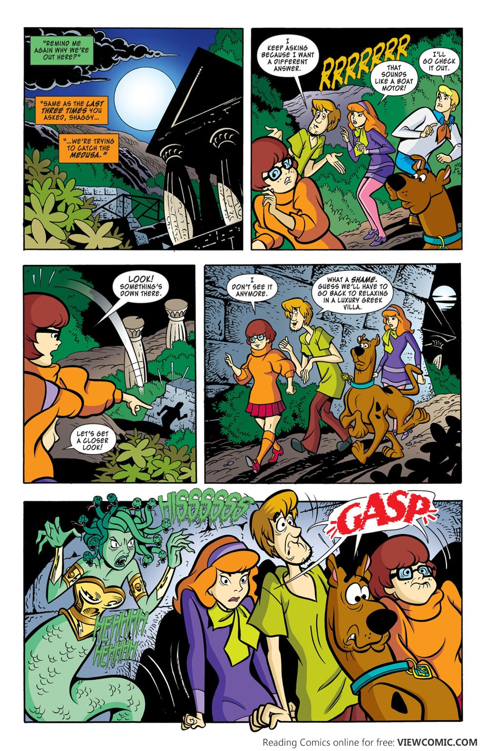 Scooby-Doo, Where Are You? 059 (2015) …   | Viewcomic