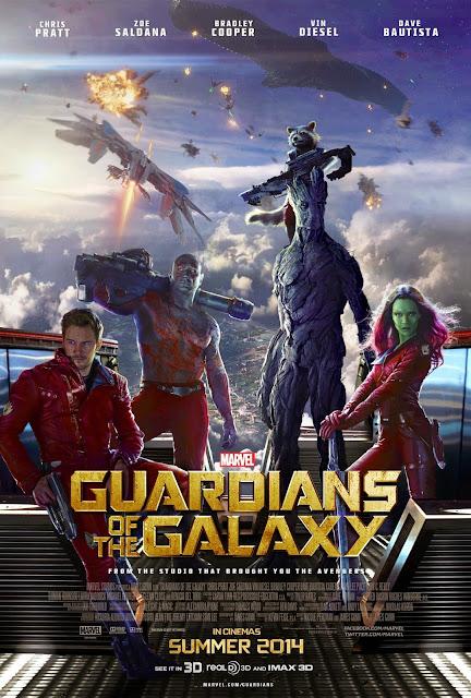 Vệ Binh Dải Ngân Hà - Guardians Of The Galaxy