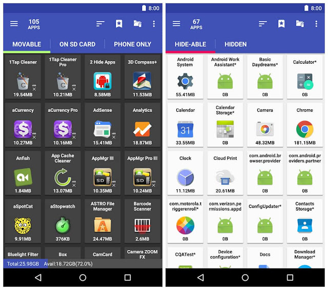 appmgr-pro-iii-free-download AppMgr Pro III (App 2 SD) v4.16 Cracked APK Is Here ! [LATEST] Apps