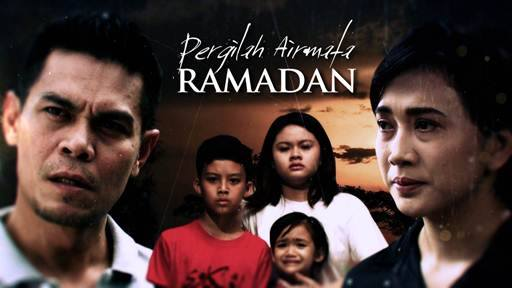 Sinopsis Telemovie Pergilah Air Mata Ramadan (TV9)