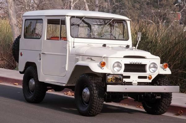 1967 Toyota FJ40 Land Cruiser For Sale