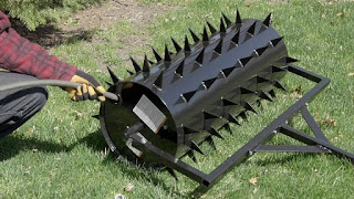 Difference Between Plug and Spike Aerators
