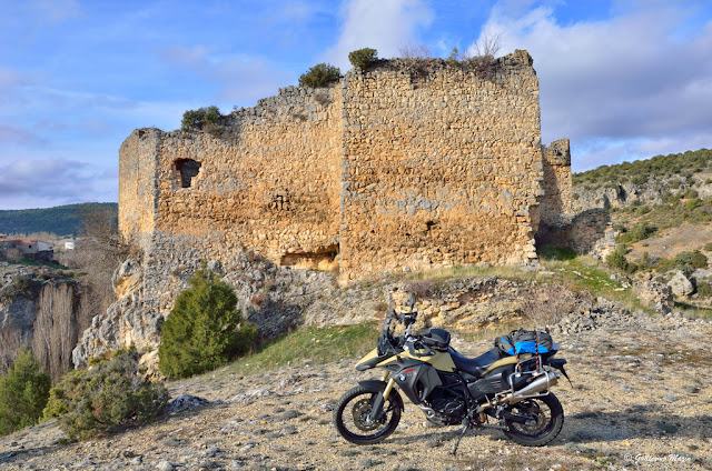 BMW F 800 GS Adventure. Trail Forever. La Ruta del Mimbre