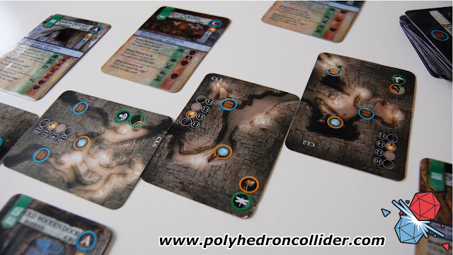 Legends Untold kickstarter review dungeon crawler card game