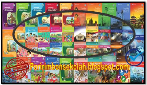 Format Pesnan Buku Kurikulum 2013 Terbaru Tahun 2017
