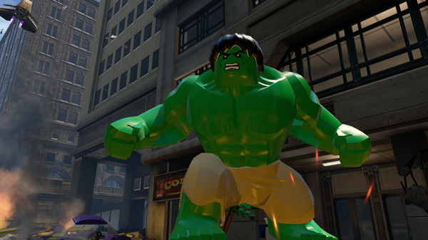 LEGO Marvels Avengers Free Download PC