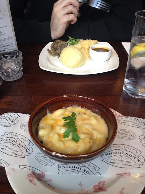 Foodporn Ecosse Scotland