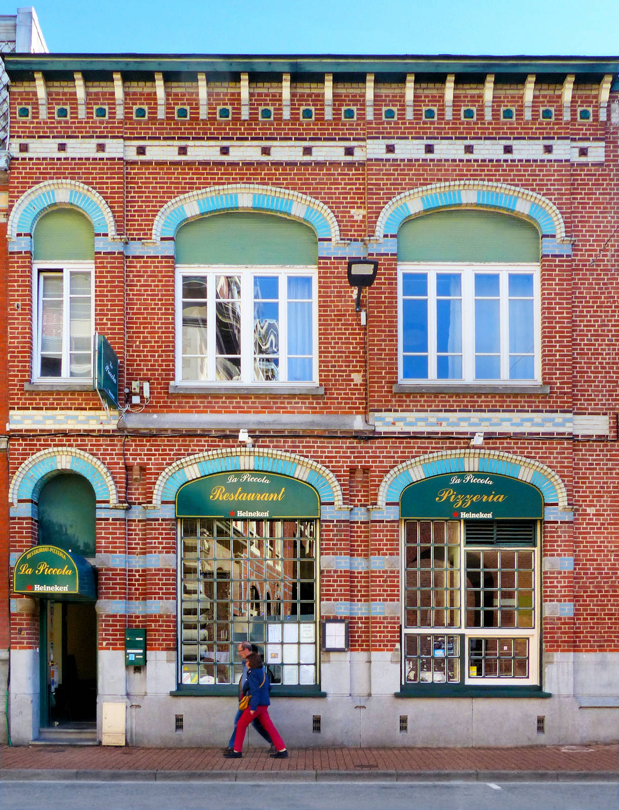 Piccola Restaurant Pizzeria - Tourcoing, rue des Anges