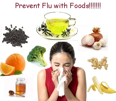 Flu Foods To Eat And Avoid