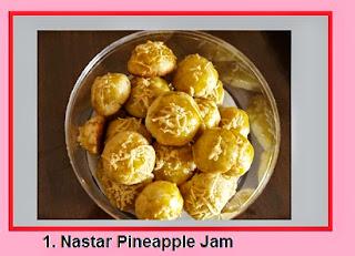 Nastar Pineapple Jam