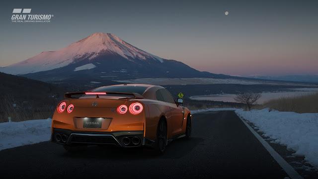 العرض الرسمي لإفتتاحية لعبة Gran Turismo Sport