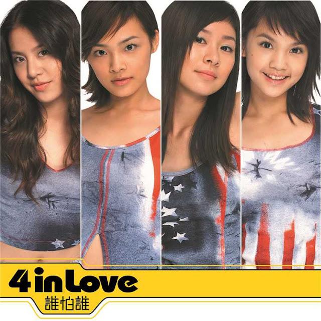 4 in Love 2000-2002
