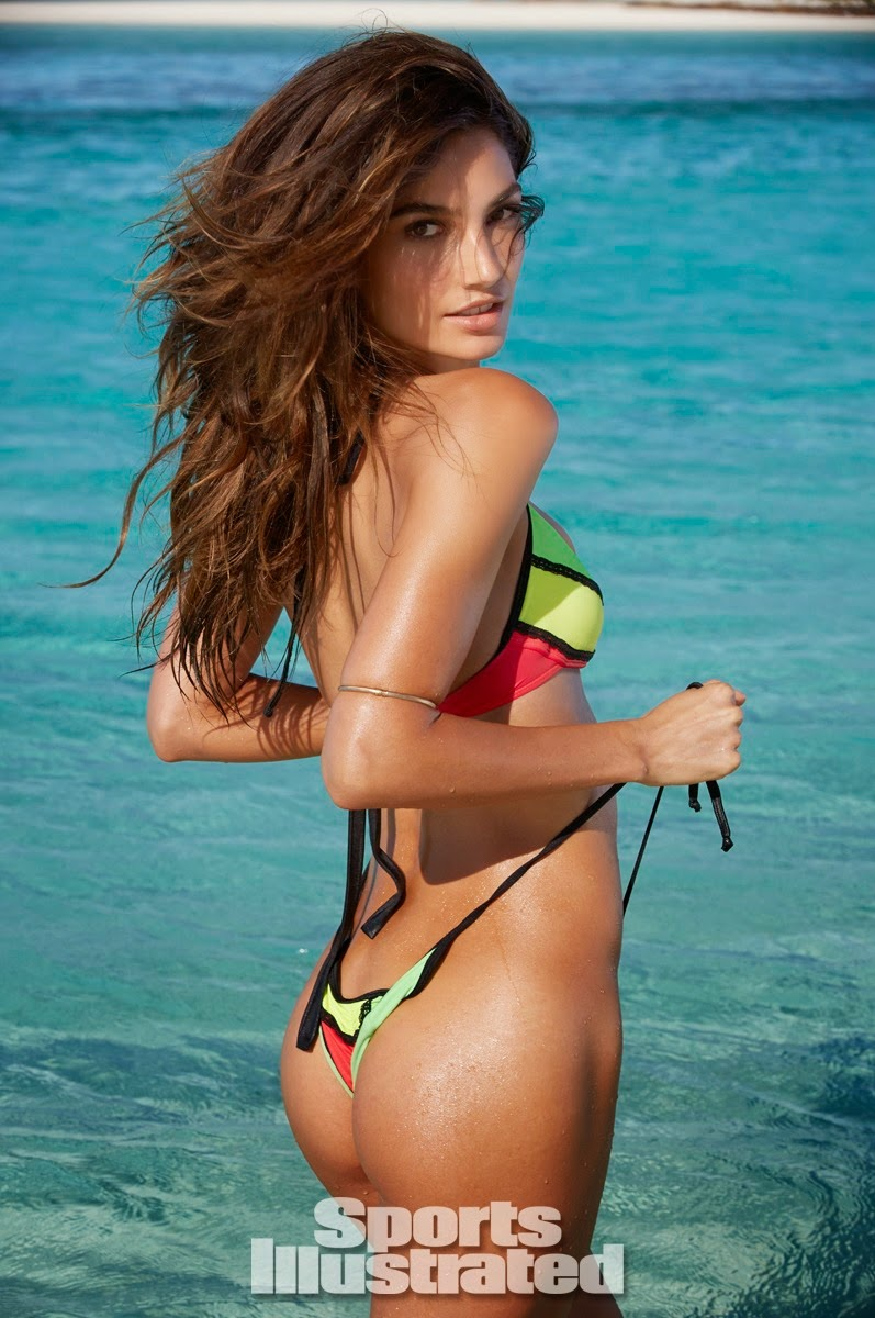 Brown And Brown Chevrolet >> Lily Aldridge Bikini Gallery- Lily Aldridge Swimsuit Photos