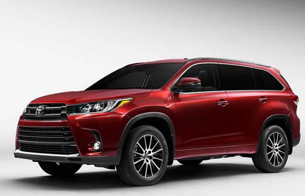 2018 Toyota Highlander Hybrid Release Date