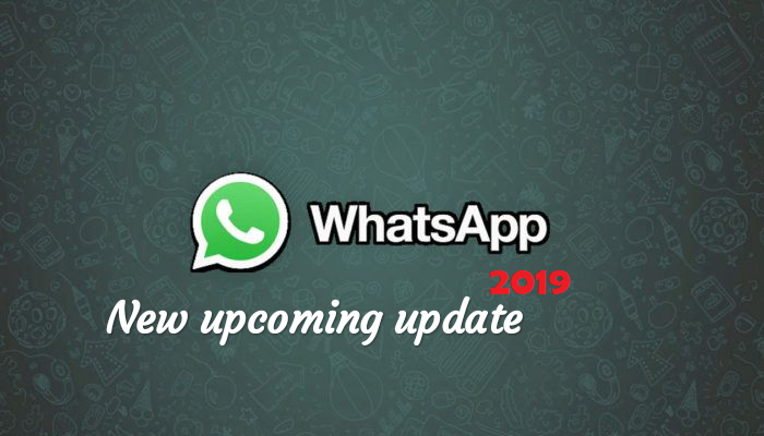 Whatsapp upcomimg update