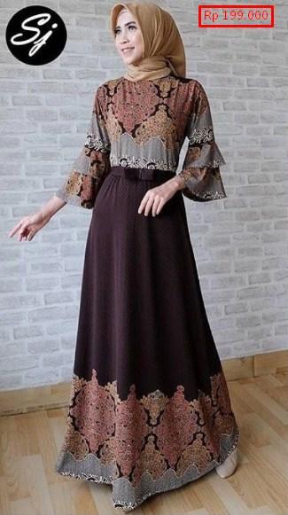 ... dari model baju batik muslim pesta ini dimana dari sisi harga memang  terbilan tidak begitu mahal tentu saja dibawah ini kami berikan beberapa  contohnya. 6d37e182a4