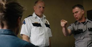 Woody Harrelson e Sam Rockwell