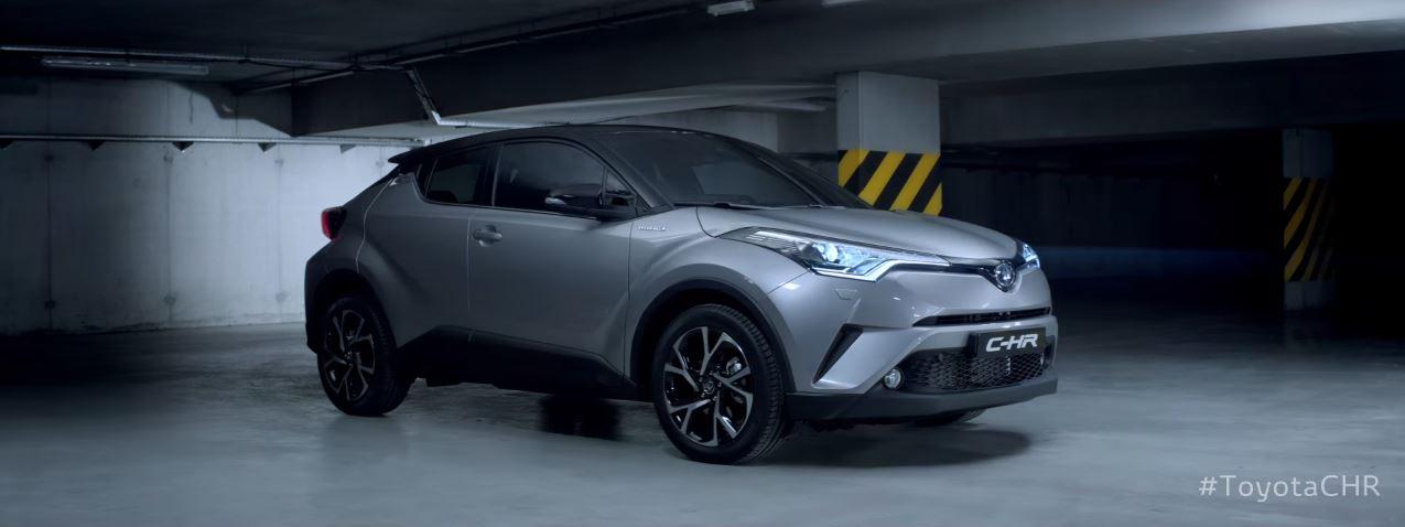 Canzone Toyota pubblicità nuovo crossover C-HR - Musica spot Novembre 2016