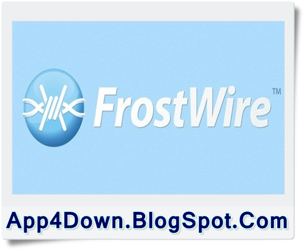 FrostWire 6.1.6 For Windows Final Version Downloads