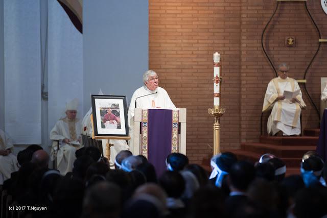 Hình ảnh thánh lễ an táng Đức Cha Dominicô Mai Thanh Lương - Ảnh minh hoạ 15