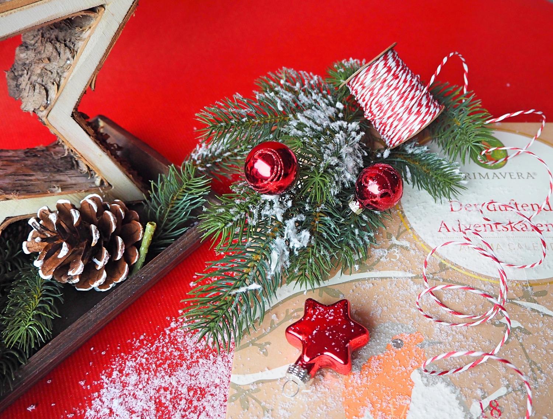 GEWINNSPIEL - Adventskalender von Primavera   Champagner zum Frühstück