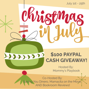 $100 Christmas in July Paypal Giveaway!