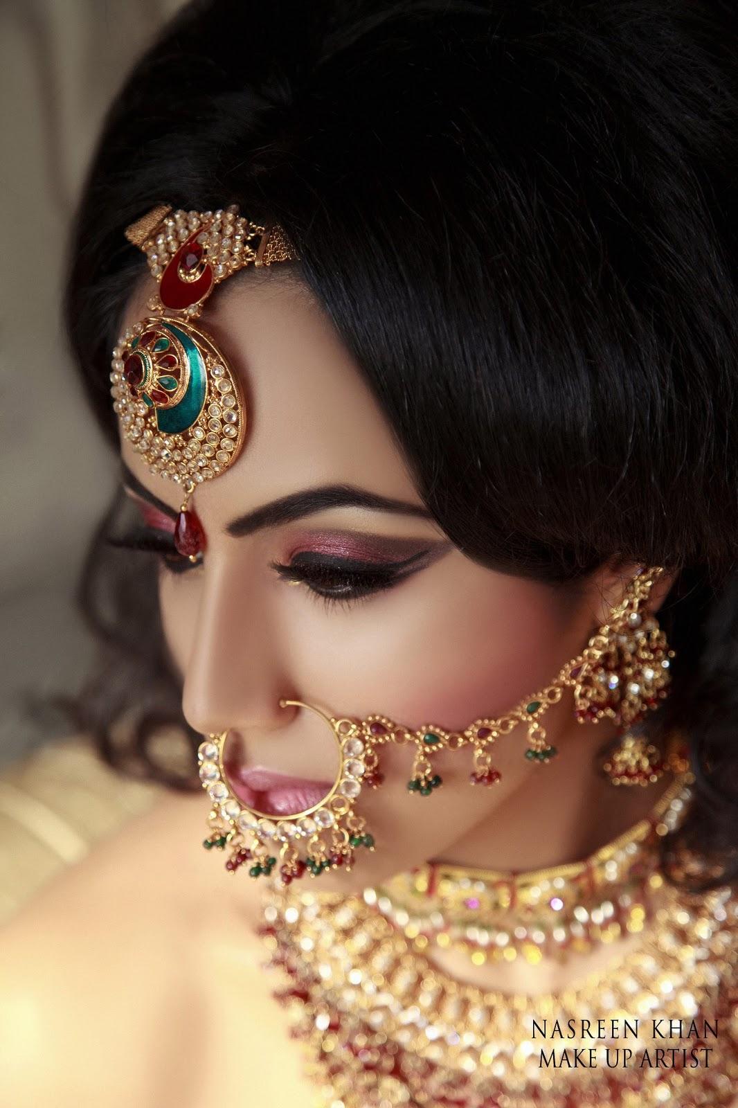 Cute Arabic Girl Wallpaper Asian Wedding Ideas A Uk Asian Wedding Blog Makeup