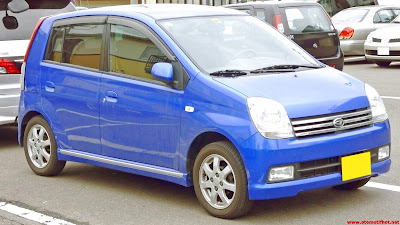 Spesifikasi dan Review Terlengkap Daihatsu Ceria