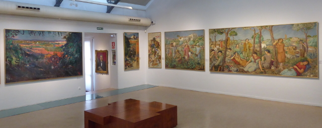 Sala del museu