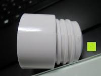 Schraube: Health Enterprises - Hochwertige Pillendose / Pillenschneider und Tablettenmörser in einem - Ideal zum aufbewahren, zerkleinern, zerteilen von Tabletten und Pillen
