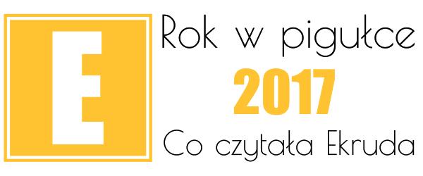 podsumowanie roku na blogu książkowym