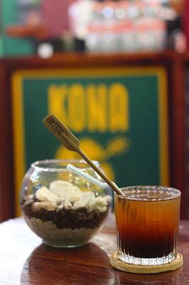 Ice Coffee by Kona Kofe
