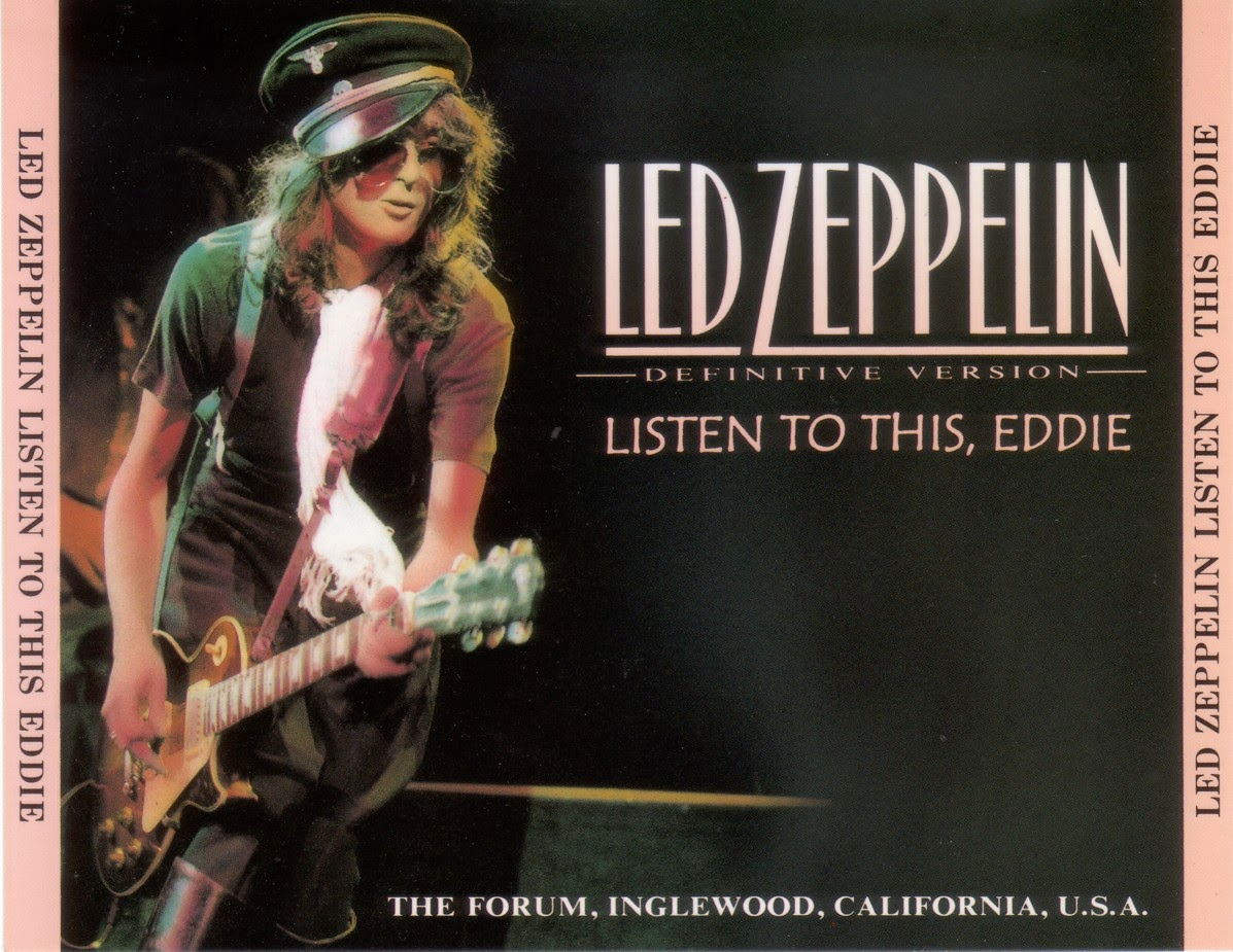7ef87bd28 Led Zeppelin - 1977-06-21 - Inglewood, CA (AUD/FLAC)